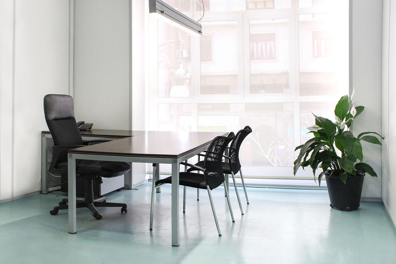 Alquiler Despachos Office Valencia