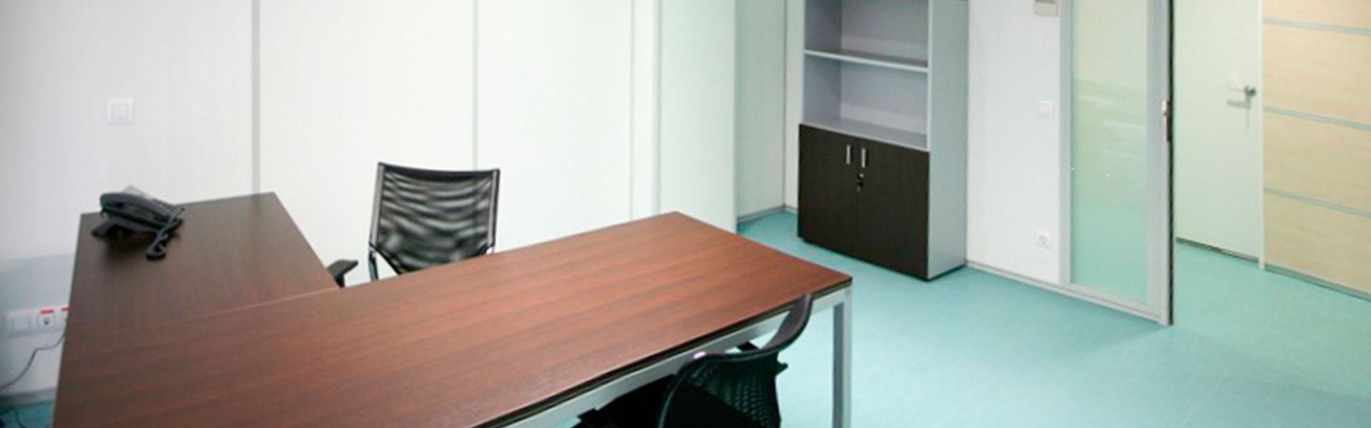 Alquiler de despachos for Oficinas y despachos valencia